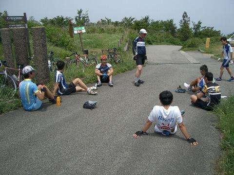 大川原・大坂峠サイクリング?