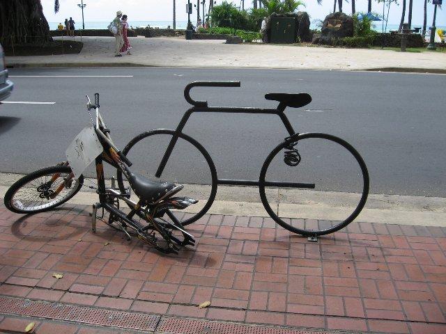 ハワイレポ~自転車編~