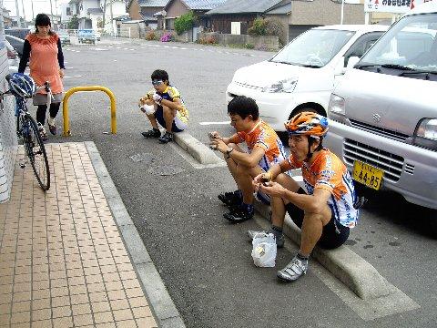 るみちゃんとサイクリングレポ