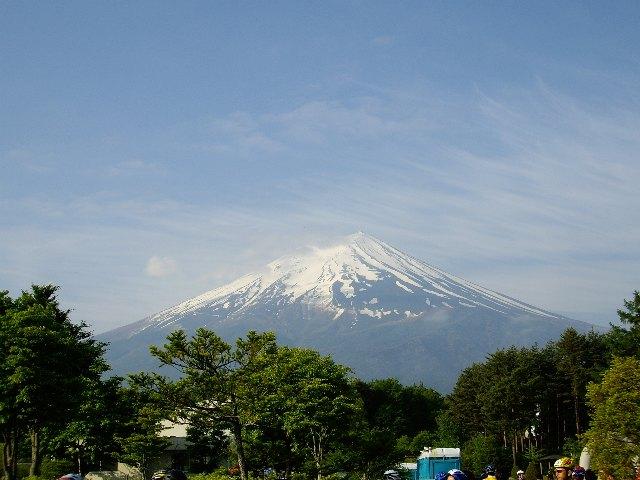 富士山ヒルクライム終了!
