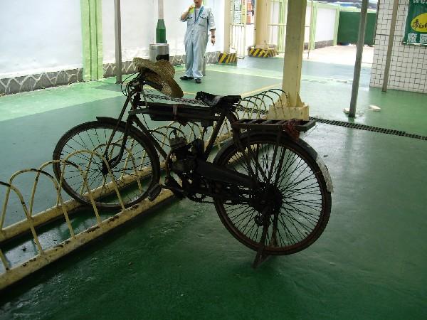 中国の自転車①