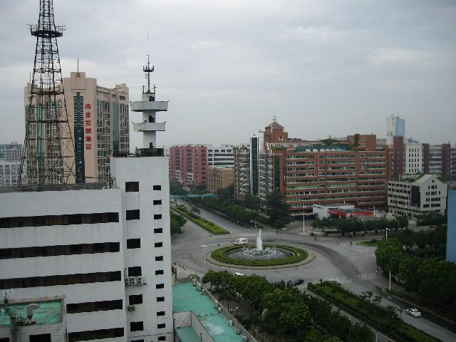 中国2日目