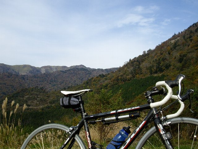 紅葉サイクリングに行ってきました