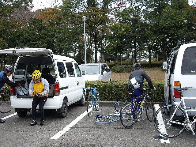 うどんサイクリング②