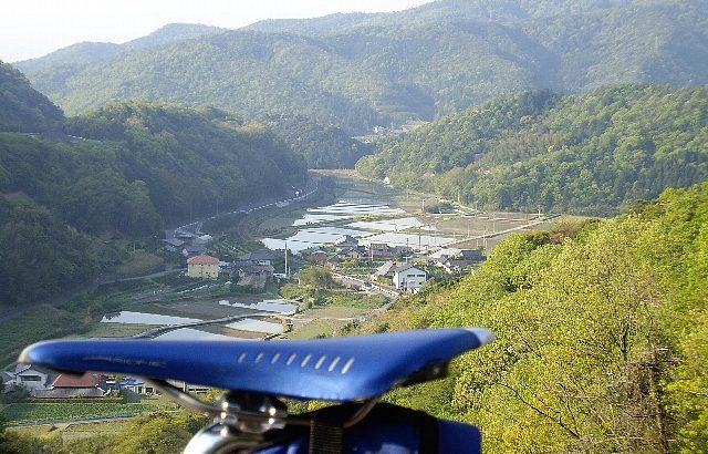 那賀川そして富士山
