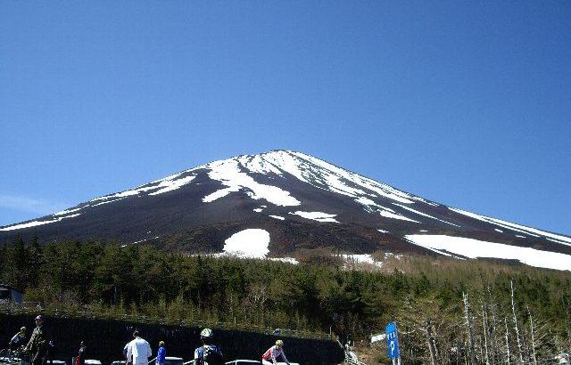 富士山HC終了!