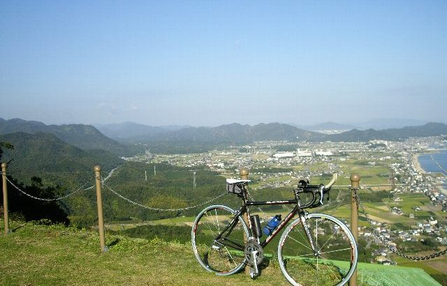 自転車日和、卵日和?
