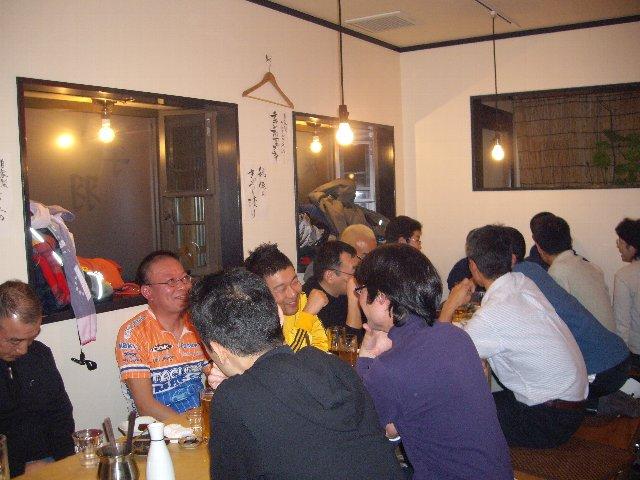 AKIOさんを迎えてオオカ~ラ新年会(2部大宴会)