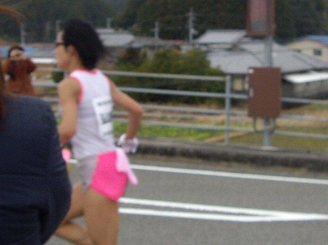 海部川風流マラソンへ行って来ました。