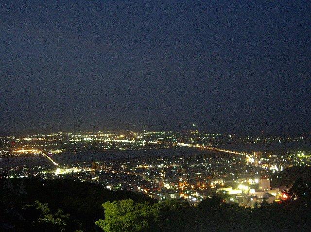 夕眉そして那賀川