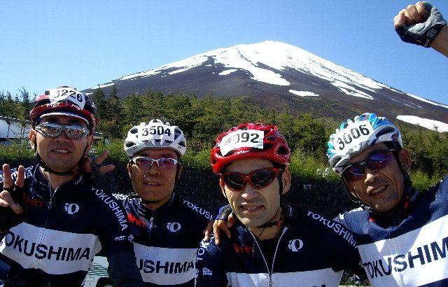 富士山エントリー完了!