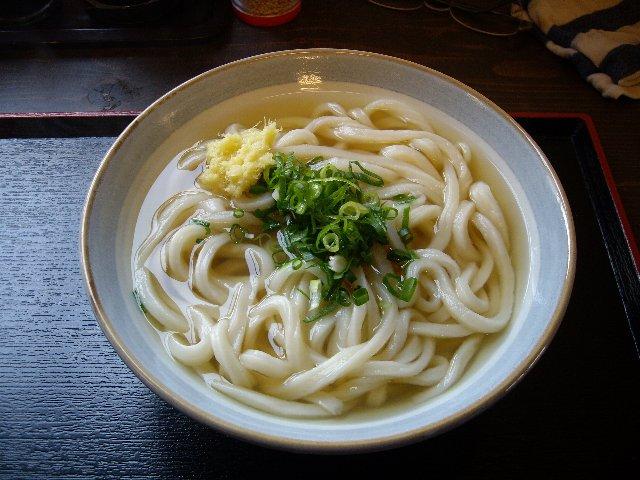 うどん【うどん工房・名麺堂 北島店】