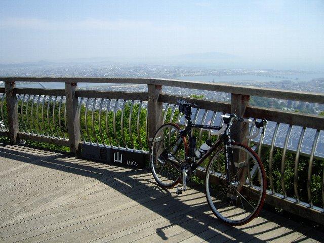 おはようサイクリング