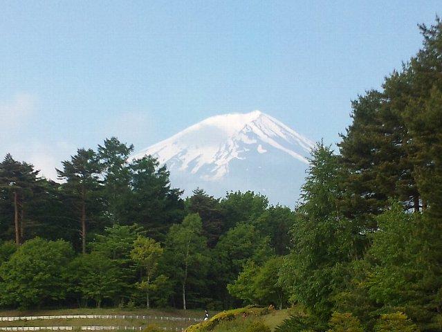 今年も富士山は快晴でした!~決戦編~