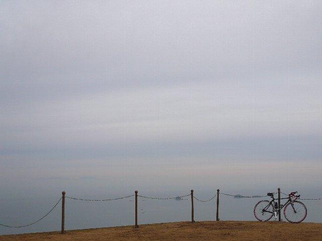 早朝大坂峠