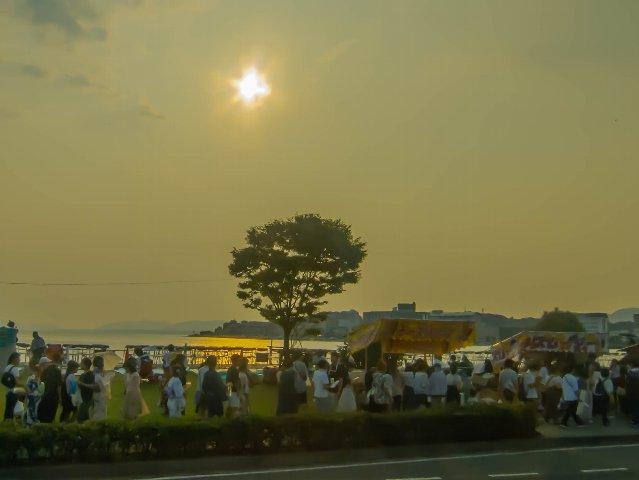 松江・美保関へ