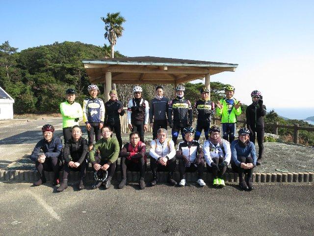 2020年走り初め~新春サイクリング~