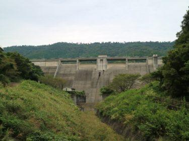 引田のダム巡り