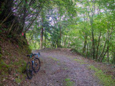 竹屋敷林道